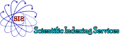 Indexed by Scientific Indexing Services (SIS)